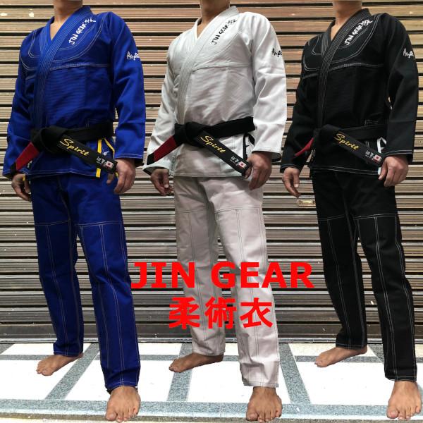 柔術着・グローブ・プロテクター・サポーターで人気の東京発ブランド・ジンギア JIN GEARの柔術衣
