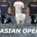 [格闘技・アパレル] Asian Open Tシャツ発売!
