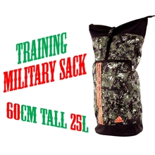 adidas Martial Arts [Training Military Sack] ミリタリーバックパック 迷彩/オレンジ  [ad-bg-trainingmilitarysack-camoog]