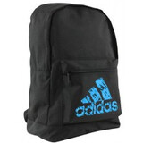 adidas Martial Arts [Basic Backpack] ベーシックバックパック 黒/ソーラーブルー [ad-bg-basicbackpack-093-bksolarbl]