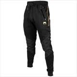 【NEW】VENUM ヴェナム スウェットジョガーパンツ [Laser Evo Model] 黒ゴールド Black/Gold [vn-pants-sweatjogger-laser-bkgd]