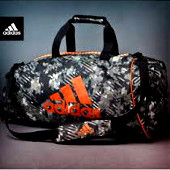 柔術着・MMAウェア・プロテクターで世界的ブランド・アディダスのバッグ