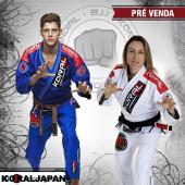 柔術着・ラッシュガード・ファイトショーツでブラジル発トップブランド・コラル KORALの柔術衣