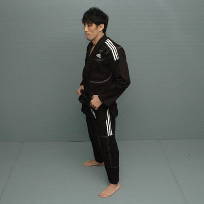 柔術着・ラッシュガード・ファイトショーツの世界のブランド・アディダス adidasの柔術衣